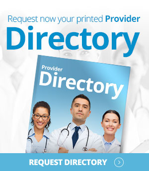 Request Printed Provider Directory